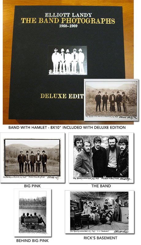 DELUXE LIMITED EDITION book plus 1 signed 16 x 20