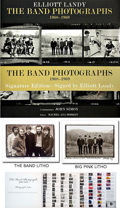 SIGNATURE EDITION BOOK plus one or two LITHOs. (Price with both Lithos $275.00)