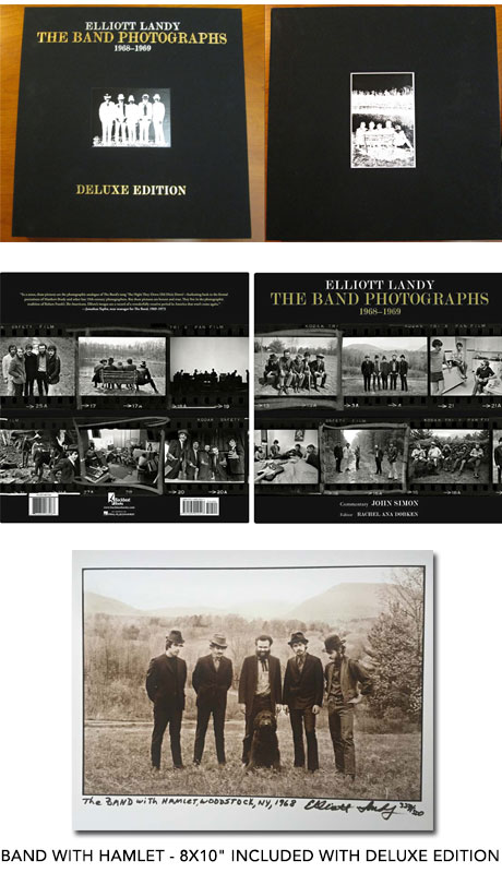 DELUXE EDITION book - Limited to 325 copies, plus 8x10